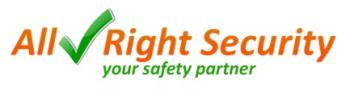 Logo All-Right Security